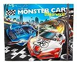 Depesche 6244 - Create your Monster Cars Stickerworld