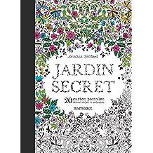 Cartes postales Jardin secret (Loisirs créatifs)
