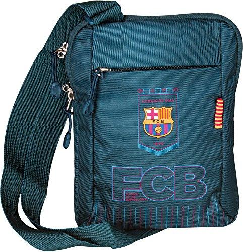 Preisvergleich Produktbild FC Barcelona Umhängetasche (FC98)