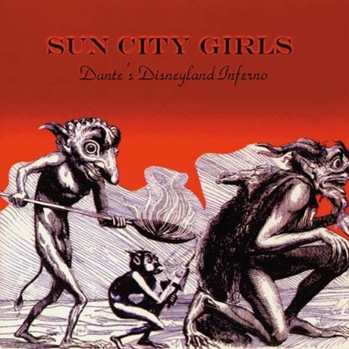 Dante'S Disneyland Inferno [Vinyl LP]