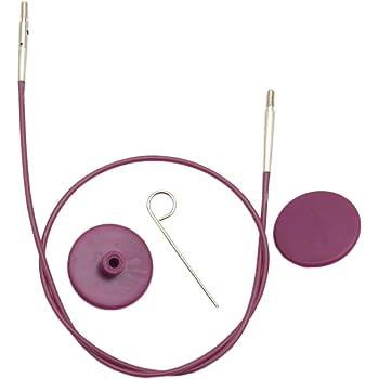 KnitPro Options Seil für Nadeln mit 120 cm Länge