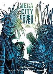Mega-City Undercover 02