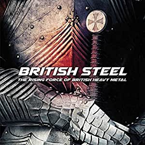 The Rising Force Of British Heavy Metal (Ltd.Digi)