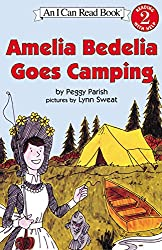 Amelia Bedelia Goes Camping[ AMELIA BEDELIA GOES CAMPING ] By Parish, Peggy ( Author )Apr-15-2003 Paperback