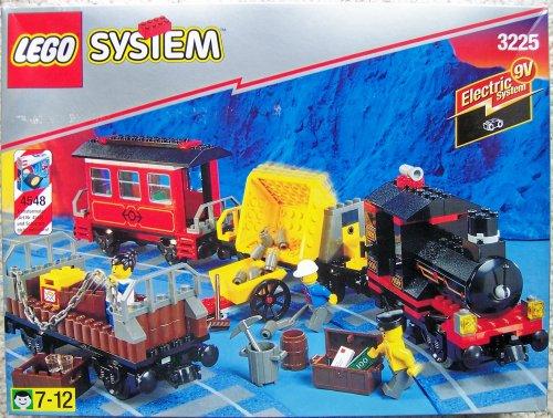LEGO System Eisenbahn 3225 Classic Train Set (Lego System Classic-sets)