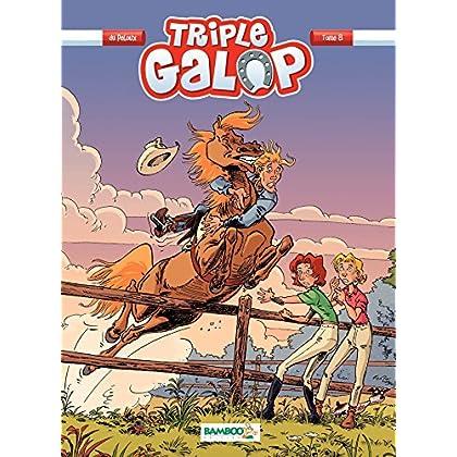 Triple Galop: Tome 8