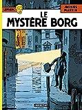 Lefranc, Tome 3 - Le mystère Borg