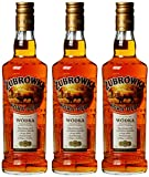 Zubrowka Eichenrinde/Kora Debu Wodka (3 x 0.5 l)
