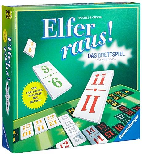 Ravensburger 26588 - Elfer raus! - Das Brettspiel