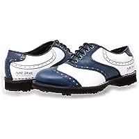 PORTMANN Chaussures de golf Prime Club pour homme | Cuir de qualité supérieure | Extrlégères et flexibles | Pure Drive…
