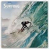 Surfing - Surfen 2019 - 18-Monatskalender: Original BrownTrout-Kalender