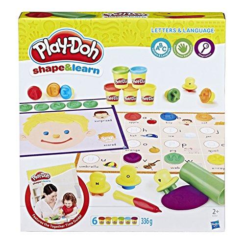Play-Doh B34041020Formes et Apprentissage des Couleurs et des Formes