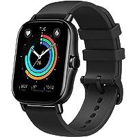Amazfit Smartwatch GTS 2e GPS 1,65''Aktivitätstracker für Fitness und Gesundheit mit 90 Sportmodi, 14 Tagen Akkulaufzeit…