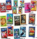 Unbekannt Badetuch / Strandtuch - Disney Mickey Mouse  - 100 % Baumwolle - Handtuch für Kinder - 70 cm * 140 cm - Frottee / Velours - Mädchen & Jungen - Kinderbadetuch..