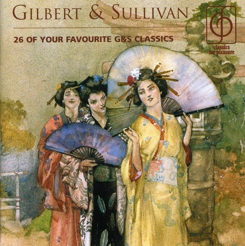 Gilbert & Sullivan Favourites [Import allemand]