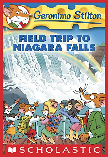 Geronimo Stilton #24: Field Trip to Niagara Falls (English Edition ...