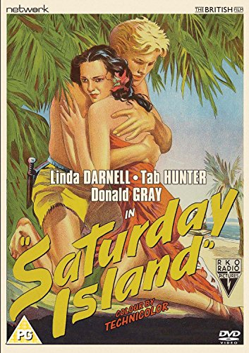 Saturday Island [DVD] [UK Import]