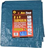 Am-Tech 6 x 4ft Tarpaulin
