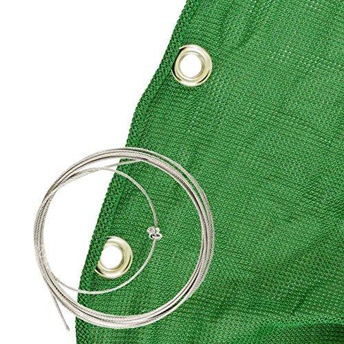 est-bogensport Pfeil-Fangnetz für Bogenschießen Sicherheit, 4m