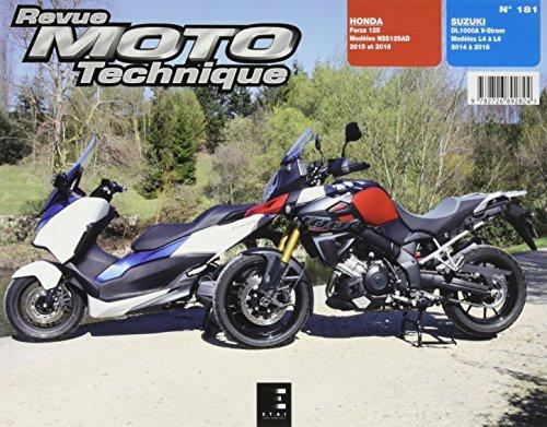 Rmt 181 Forza 125(2015>16)+Suzuki V-Strom 1000(14>16