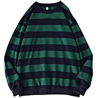 VJGOAL Sweatshirt Man Striped Pullover Male Classic Sweatshirt Streetwear Jumper Tops Sweater Men Clothes 2021 Casual…