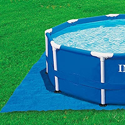 Intex 58932, Easy-Frame Tappetino Base per Piscine, 472 x 472 cm by Intex Amazon IT