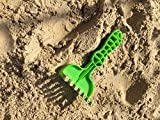 4myBaby GmbH Best For Garden Spielsand Eco Quarzsand für Sandkasten Dekosand TÜV geprüft (200 KG)