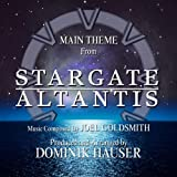 Stargate: Atlantis - Main Theme from the TV Series (Remix) (feat. Dominik Hauser) - Single