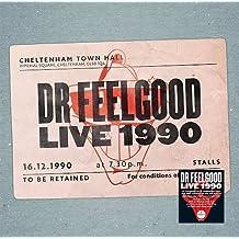 Live 1990-at Cheltenham Town Hall