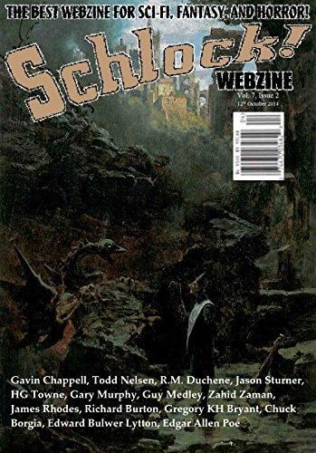 Schlock! Webzine Vol. 7, Issue 2 (English Edition) eBook: Todd ...