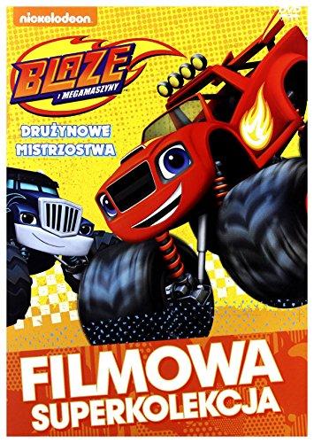 Blaze and the Monster Machines [DVD] [Region 2] (IMPORT) (Keine deutsche Version)