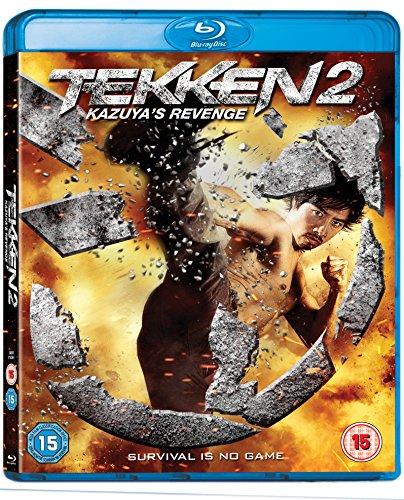 Tekken 2: Kazuya's Revenge [Reino Unido] [Blu-ray]