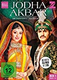 Jodha Akbar - Die Prinzessin und der Mogul - Box 1/Folge 1-14 [3 DVDs]