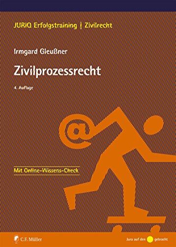 Zivilprozessrecht (JURIQ Erfolgstraining)