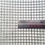 mit Drahtgeflecht von inoxia 3Edelstahl-Netz (7,3mm Blende 304L)–Größe: 30cmx30cm
