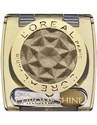 L'Oréal Paris Color Appeal Chrome Shine Lidschatten, 172, beige lumiere