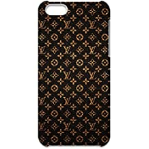 Wonderful Design Louis with Vuitton LV Phone Case 3D Hard Plastic Case Cover For Iphone 6/6S Louis with Vuitton Style