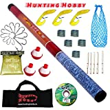#2: Hunting Hobby Ready To Use Fishing Pole Rod Accessories Complete Kit