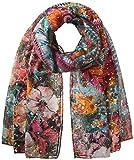 Desigual cravatta. Modello Freya. Rettangolo. Multicolor. Diversi modelli. tessuti. Dimensioni 110x195 cm.