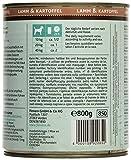 Rinti Hundefutter Sensible Lamm & Kartoffeln 800 g, 12er Pack (12 x 800 g) - 5