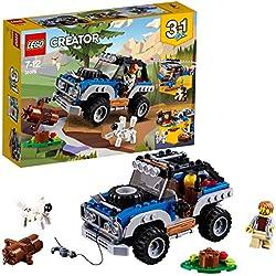 Lego Creator - Avventure nel Deserto,, 31075