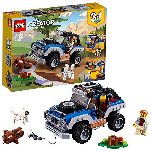 LEGO Creator 31075 - Outback-Abenteuer, Spielzeug für Jungen und Mädchen