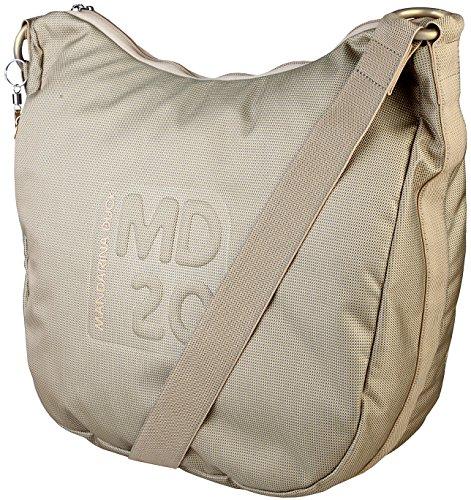 Mandarina Duck Md20 borsa tracolla grande 14216TU907V beige