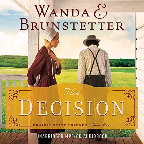 Decision Audio Cd The Prairie State Friends
