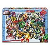 Educa Borrás - Los Héroes de Marvel Puzzle, 1000 piezas (15193)