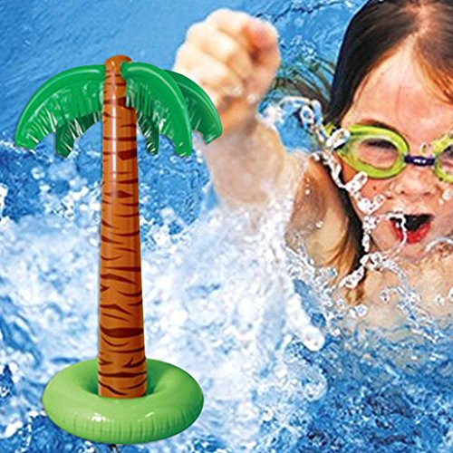 Aufblasbare Tropische Palme Pool Beach Party Decor Spielzeug Outdoor Supplies ()
