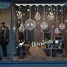 Amazon Fr Decoration Vitrine Noel