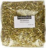 JustIngredients Mutterkraut, Feverfew, 1er Pack (1 x 250 g)