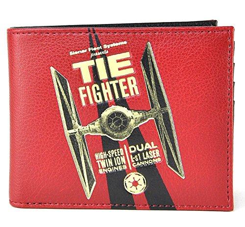 Star Wars- Billetera Tie Fighter (E1048129)