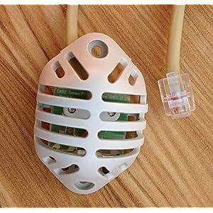 Temperaturfühler Saunaofen WEKA zum Steuergerät SC 10 T, mit Stecker, ((LG-Nr.027)